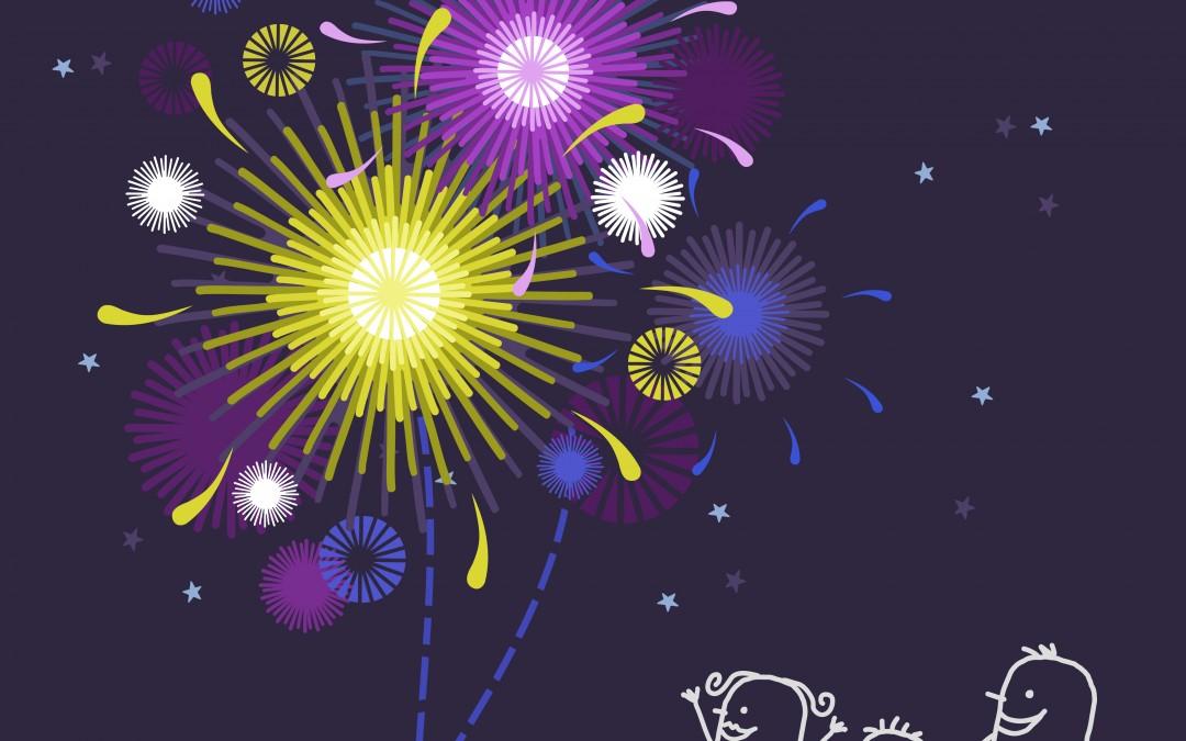 Želimo vamčim več prijaznih sosedovv letu 2012