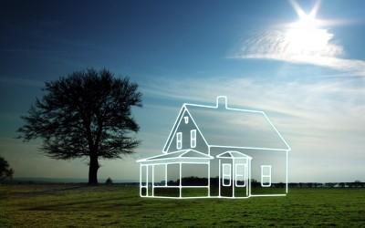 Izbira lokacije za gradnjo hiše – POZOR!